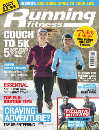 Running Fitness February 2015
