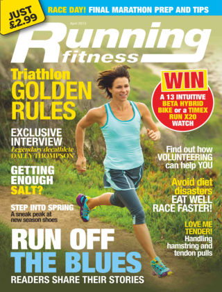Running Fitness April 2015
