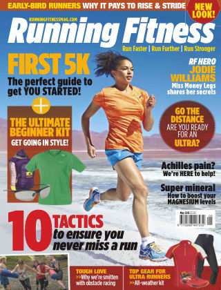 Running Fitness May 2015