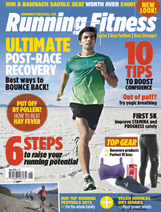 Running Fitness June 2015