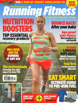 Running Fitness July 2015