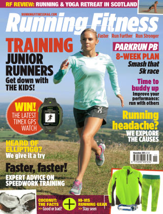 Running Fitness Junior Runners