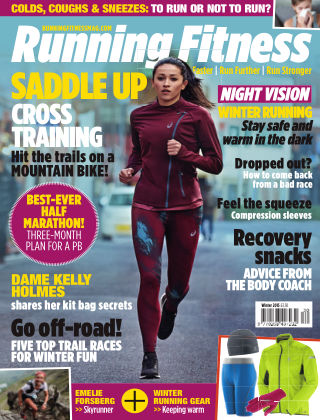 Running Fitness No. 183 Saddle Up