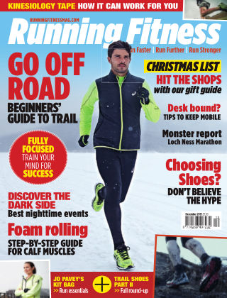 Running Fitness No. 184 Go Off Road