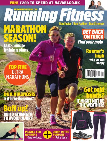 Running Fitness February 02, 2016 00:00