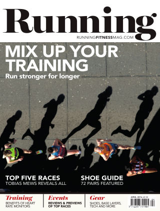 Running Fitness April 2016