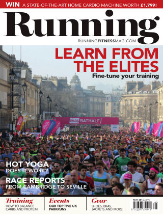 Running Fitness May 2016