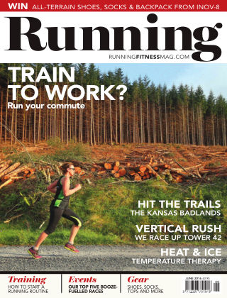 Running Fitness June 2016