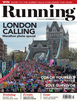 Running Fitness July 2016