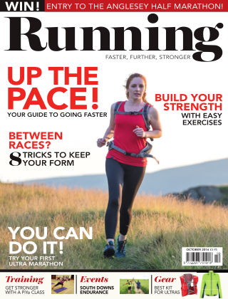 Running Fitness October 2016