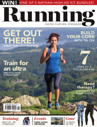 Running Fitness Nov/Dec 2016