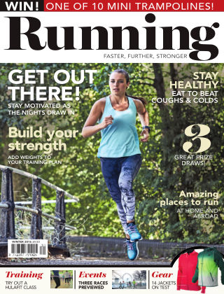 Running Fitness Winter 2016