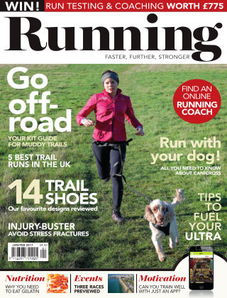 Running Fitness Jan/Feb 2017