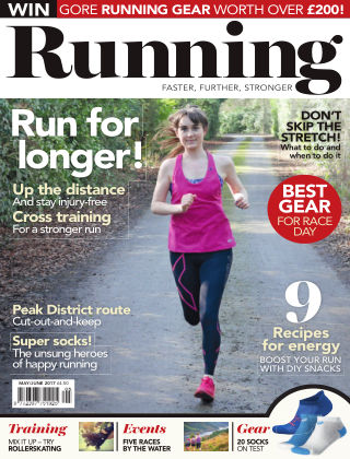 Running Fitness May/June 2017