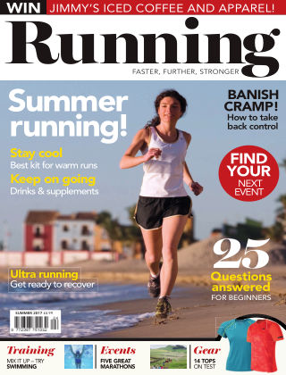 Running Fitness Summer 2017