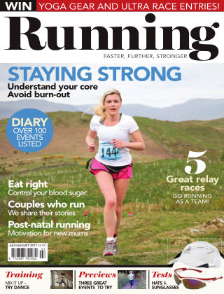 Running Fitness July/August 2017