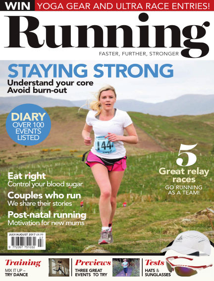 Running Fitness June 07, 2017 00:00