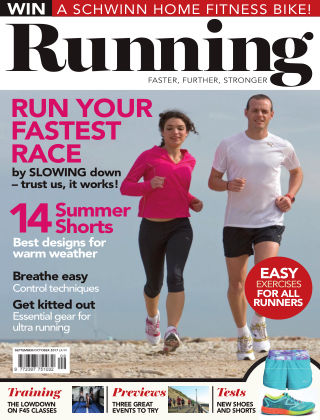 Running Fitness September/October