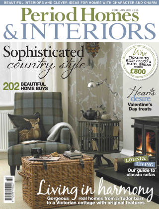 Period Homes & Interiors February 2013