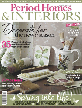 Period Homes & Interiors March 2013