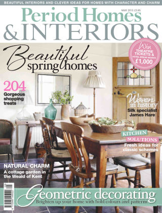 Period Homes & Interiors May 2013