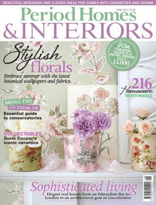 Period Homes & Interiors June 2013