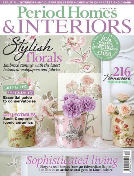 Period Homes & Interiors June 01, 2013 00:00