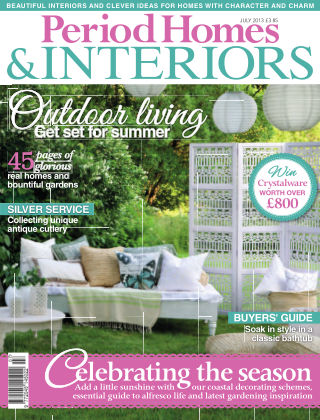 Period Homes & Interiors July 2013