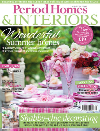 Period Homes & Interiors August 2013