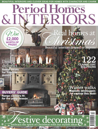 Period Homes & Interiors Xmas 2013