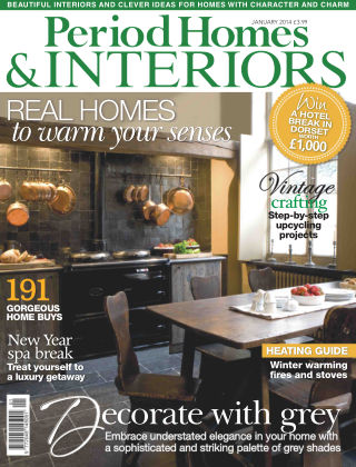 Period Homes & Interiors January 2014