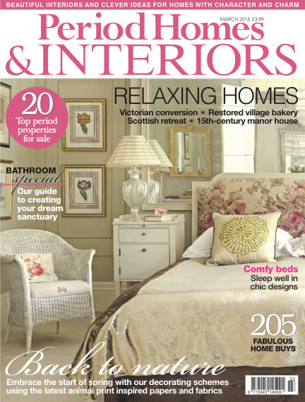 Period Homes & Interiors March 01, 2014 00:00