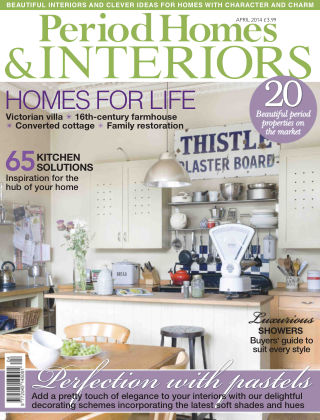 Period Homes & Interiors April 2014