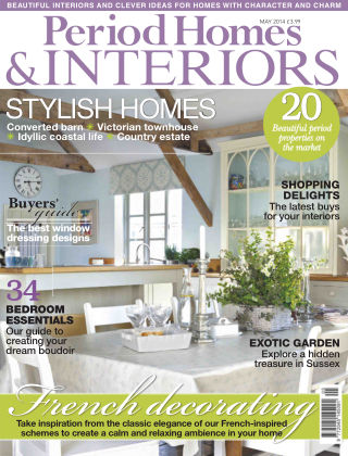 Period Homes & Interiors May 2014