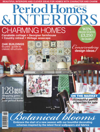 Period Homes & Interiors June 2014