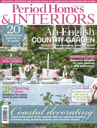Period Homes & Interiors July 2014