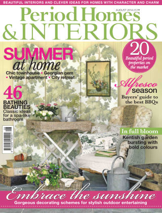 Period Homes & Interiors August 2014