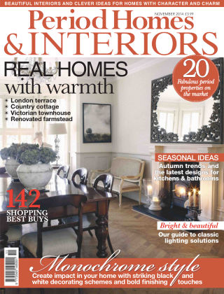 Period Homes & Interiors November 2014
