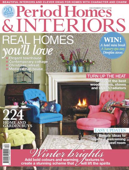 Period Homes & Interiors October 21, 2014 00:00