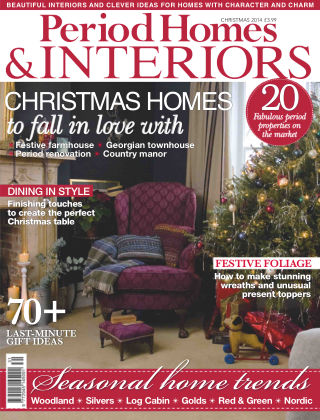 Period Homes & Interiors December 2014