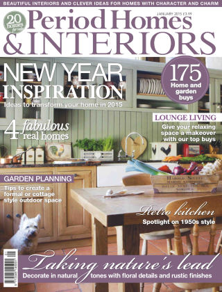 Period Homes & Interiors January 2015