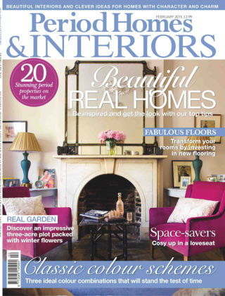 Period Homes & Interiors February 2015