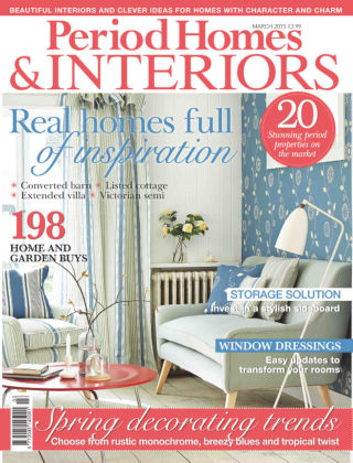 Period Homes & Interiors March 2015