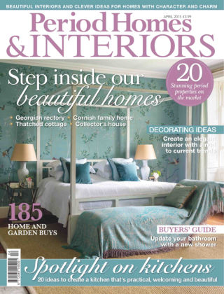 Period Homes & Interiors April 2015