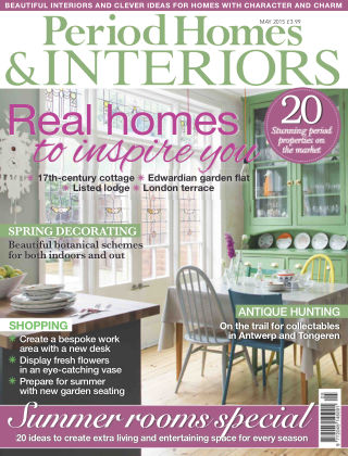 Period Homes & Interiors May 2015