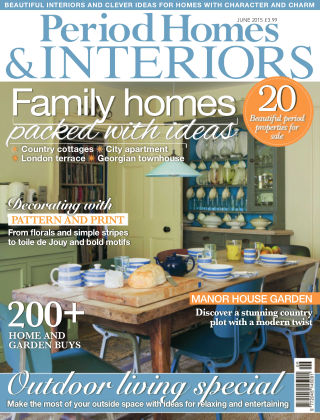 Period Homes & Interiors June 2015
