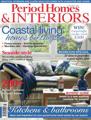 Period Homes & Interiors July 2015
