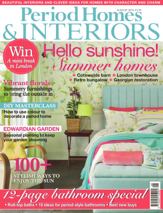 Period Homes & Interiors August 2015
