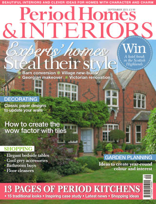 Period Homes & Interiors Experts' homes