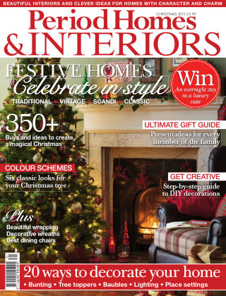 Period Homes & Interiors Festive Homes